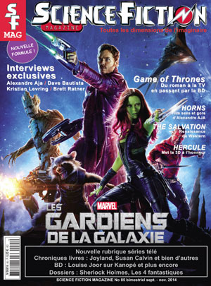 La couverture du sfmag No 85